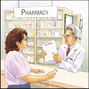 Image of pharmacist