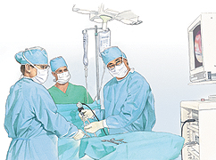 Image of surgery