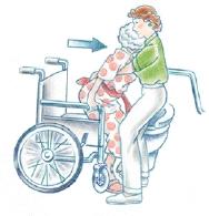 Moving patient