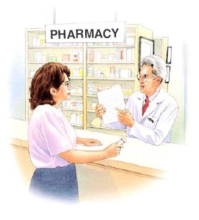 Image of pharmacist